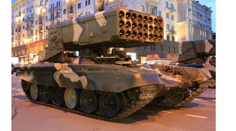 VIDEO – Armata Romana testeaza arma TERMOBARICA, cu o putere DEVASTATOARE! E gandita si construita in Romania!