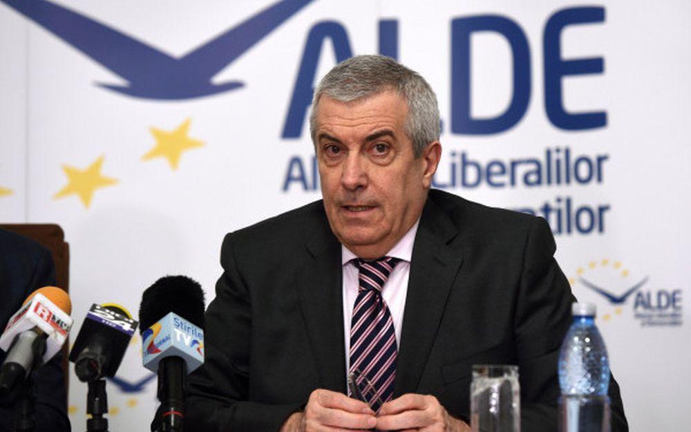 Tariceanu tine cu dintii de ministrul ALDE acuzat de coruptie!