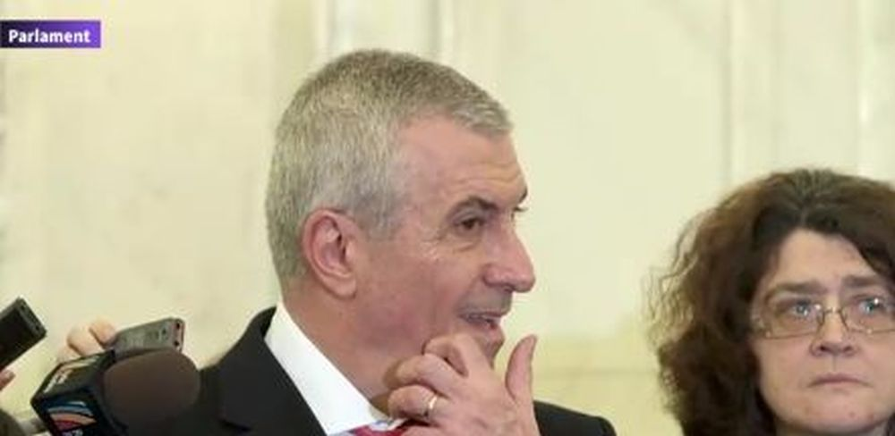 Daniel Constantin: Dragnea nu-l mai suporta pe Tariceanu! In scurt timp va ajunge sa fie izolat