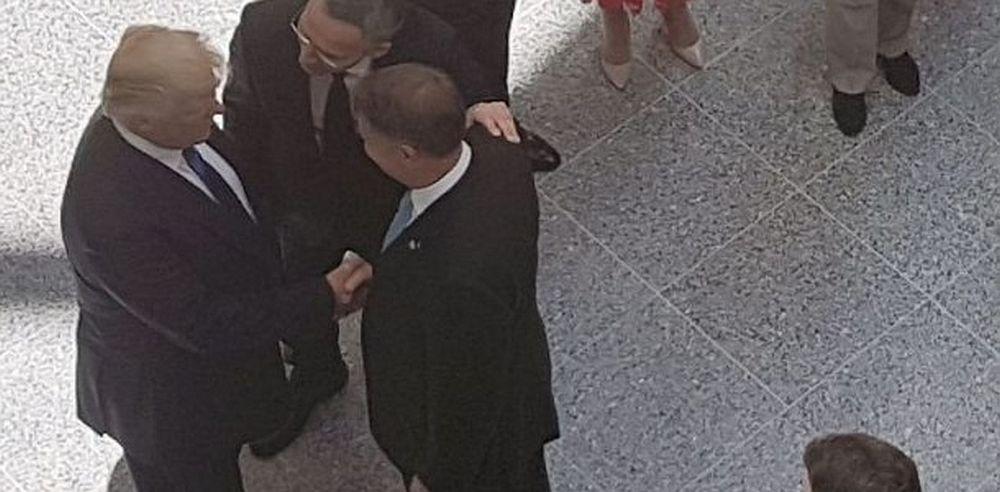 Ce a discutat Iohannis cu Trump si Merkel la Bruxelles?