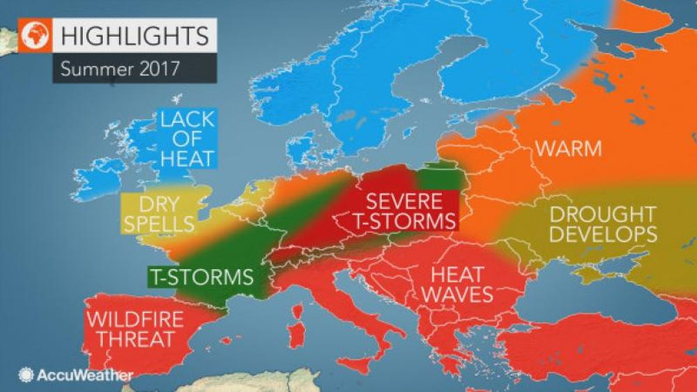 "Meteorologii anunta o vara cu temperaturi EXTREME! ""Vom asista la valuri extinse de canicula in Romania"""