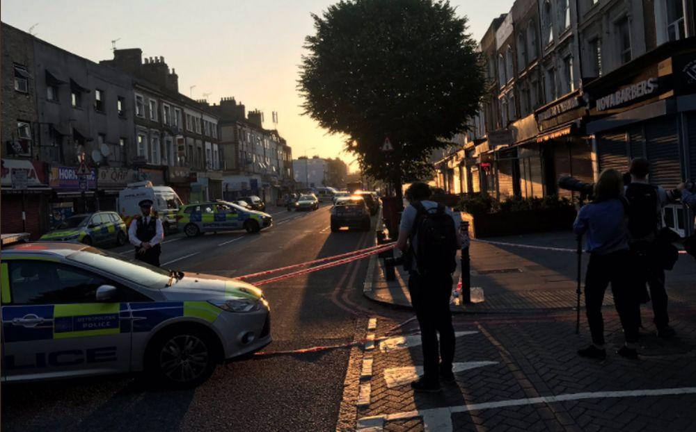 Bilantul atacului terorist de azi-noapte, din Londra! O camioneta a intrat cu viteza in multime!