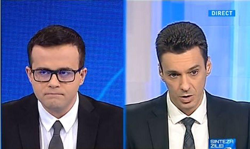Vedeta a Trustului Intact: Antena 3 e PLINA DE SCLAVI! Mircea Badea a turbat apoi!