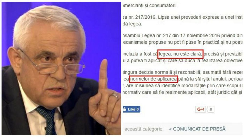 Ministrul pus de Dragnea peste agricultura Romaniei iar se face de ras! Daea scrie precum vorbeste?!