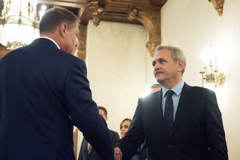 Adevarata miza a scandalului Dragnea – Grindeanu? Suspendarea lui Iohannis!