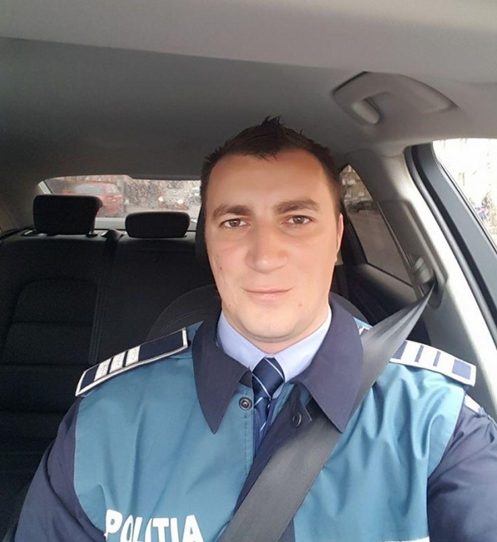 Celebrul politist Marian Godina a plecat din Politia Rutiera!