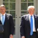 Mesajul lui Donald Trump pentru presedintele Iohannis: Felicit Romania…