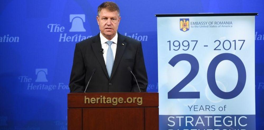 Vizita presedintelui Iohannis in SUA are ecouri in toata Europa! Cehii sunt INVIDIOSI: Romanii au luat fata Poloniei!