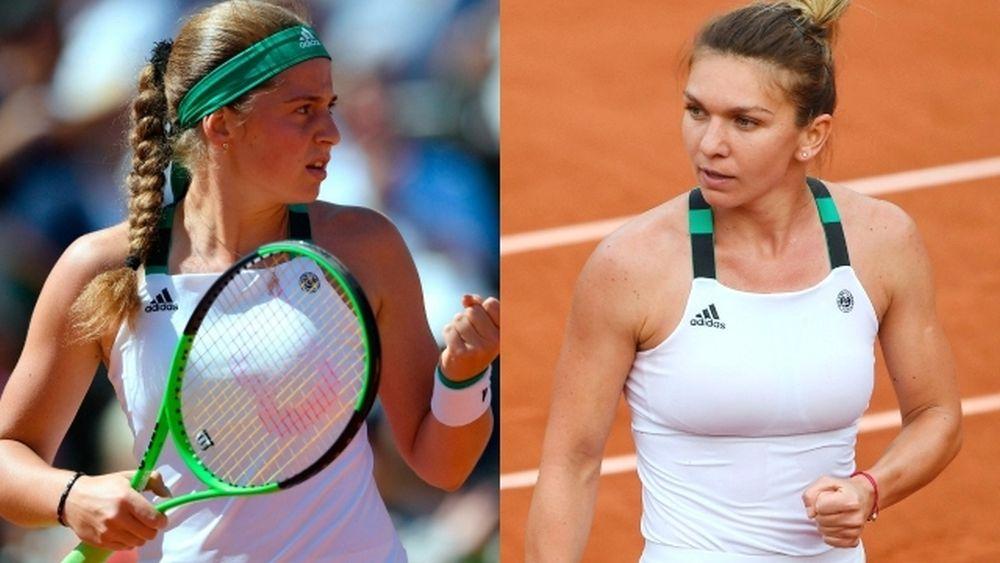 LIVE TEXT Simona Halep – Jelena Ostapenko in finala de la Roland Garros! Scor 6 – 4, 4 – 6, 3 – 6!