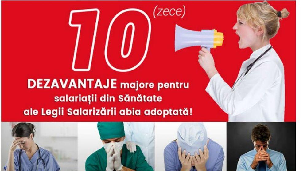 Medicii ACUZA PSD de minciuna! Legea salarizarii le SCADE veniturile cu 23%!