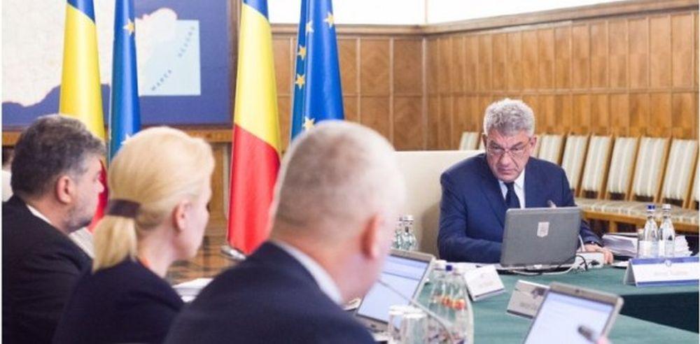 Primul ministru din guvernul Tudose care recunoaste: Salariile scad cu 4%!