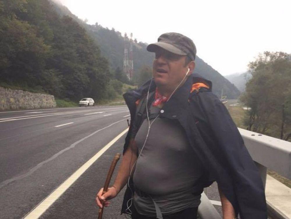 Guvernul Tudose si-a batut joc de primarul care a mers pe jos pana la Bucuresti: Tara de lumea a treia!