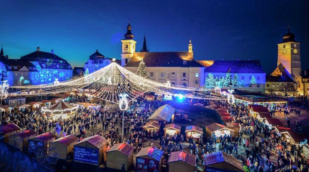 Tu ce faci in week-end? Se deschide cel mai frumos Targ de Craciun din Romania!